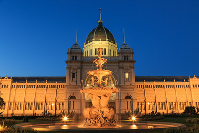 2017-10 Royal Exhibition Building