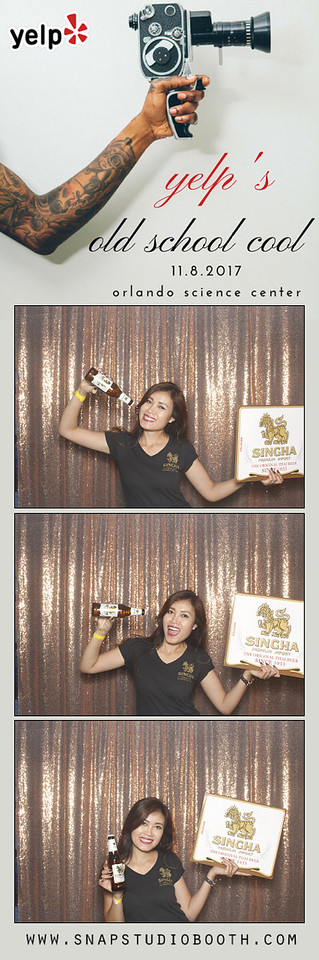 2017-11-08 Yelp's Old School: An Old Hollywood Affair