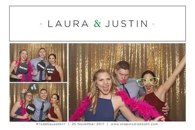 2017-11-25 Laura & Justin's Wedding