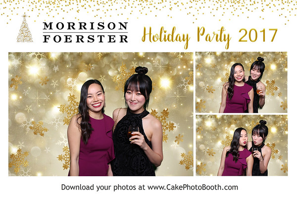 2017-12-02 - Morrison Foerster Holiday Party 2017