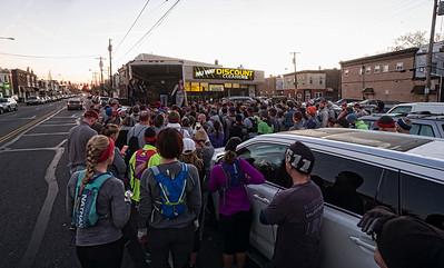 2017-12-02 Rocky 50k Race