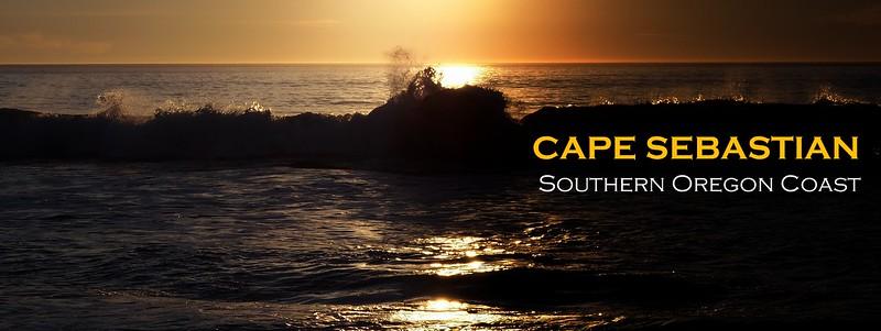 Cape Sebastian State Scenic Corridor Oregon