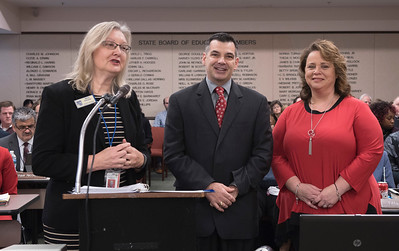 2017-12-07: State Board of Education Meeting