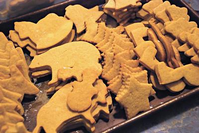 2017 12 20: Cookie Decorating Greysolon Rd, Luciana & Wolf Ridge Friends