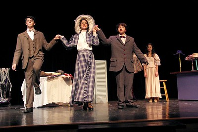 LTS Presents Hello Dolly II photos by Gary Baker