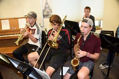 LTS IB Band photos by Gary Baker