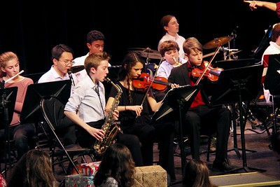 LTS Winter Sounds II photos by Gary Baker