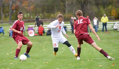 LTS Boys Varsity Soccer vs BR photos by Gary Baker