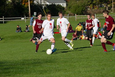 LTS Varsity Boys Soccer vs Arlington photos by Gary Baker