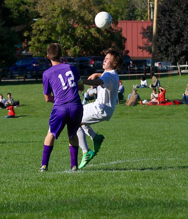 LTS Varsity Boys Soccer vs BF photos by Gary Baker
