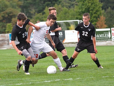 LTS Varsity Boys Soccer vs Witchester photos by Gary Baker