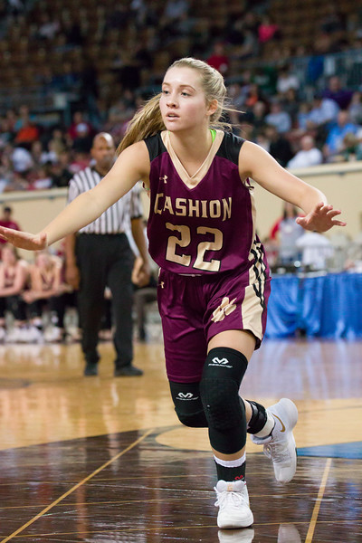 CASHION VS HOWE - STATE-21