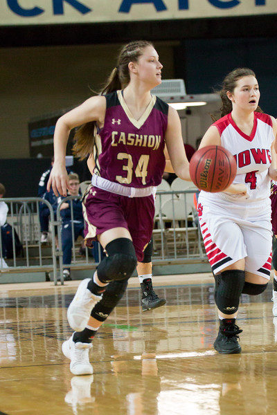 CASHION VS HOWE - STATE-1
