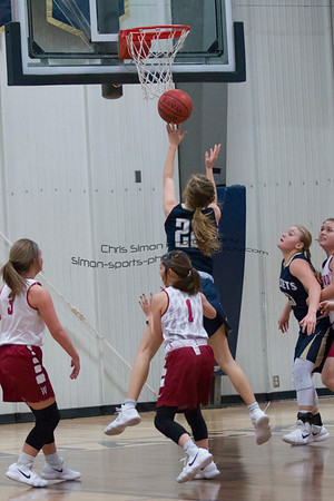 KHS GIRLS - BUCKLE TOURNAMENT - GAME 1
