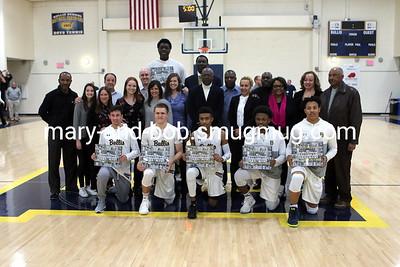 2017-18 Basketball Bullis 61 v Landon 50