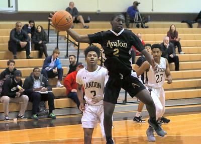 2017-18 Basketball Landon 75 v Avalon 67