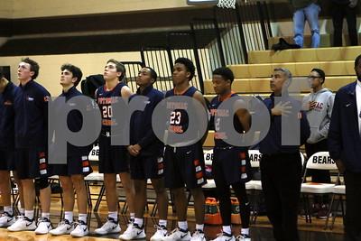 2017-18 Boys Basketball Landon 62 v Potomac 63