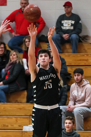 Waterford vs Union Grove - 1/5/18