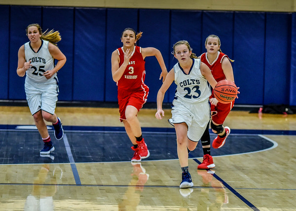JV Girls vs LFO 12-15-17