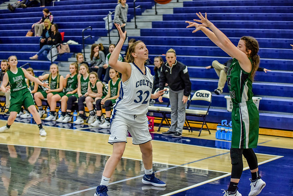 JV Girls vs Murray 1-23-18