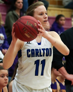 2017-18 Carlton Girls Basketball