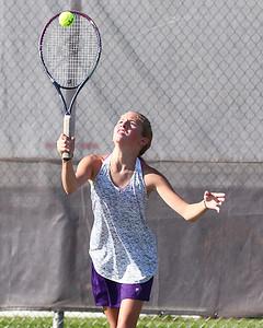 2017 Cloquet Girls Tennis