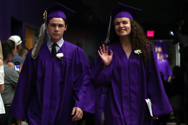 Cloquet Graduation