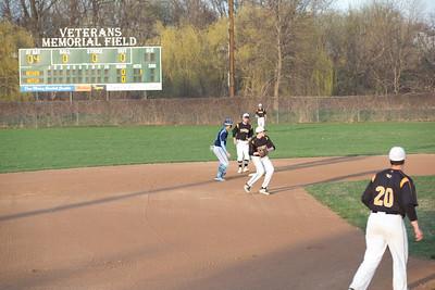 Baseball vs Becker