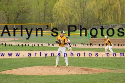 Baseball vs Delano