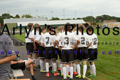 Boys Soccer vs Rocori