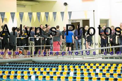 Boys Swimming vs TMT