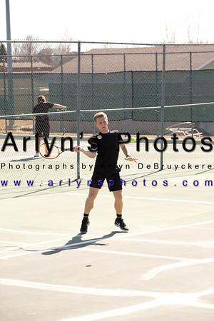 Boys Tennis vs Mound