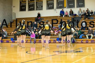 Dance Team 4 1/17/18