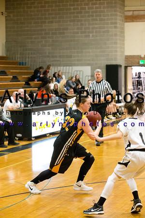 Girls Basketball vs Orono