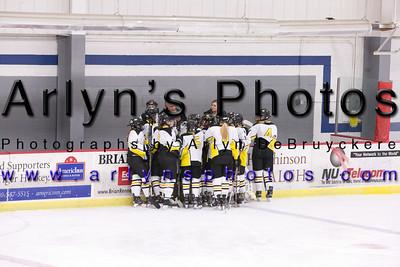 Girls Hockey vs MN Valley