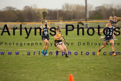 Girls Lacrosse vs Becker