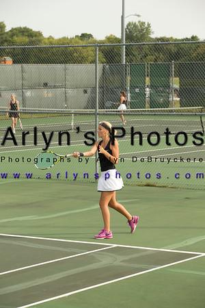 Girls Tennis vs Holy Family