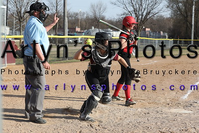 Softball April 30 2018