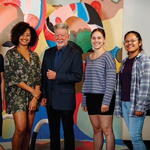 USF: An Artful Showcase for Students