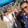 Sea World with RM Susan, RM Donita, DM Lori, FM Sherri, and CFO Victor.  They had the afternoon free afternoon and took advantage of it!