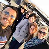 Selfie time with Victor, Vivian, Dixie, Katja, Becky B., and Laura C. on the San Diego Harbor Cruise!