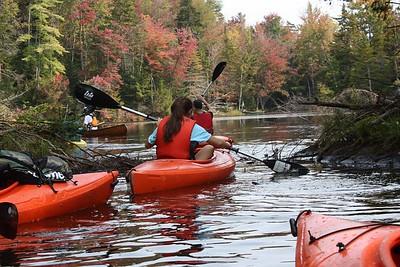 9/17/17 Kayaking