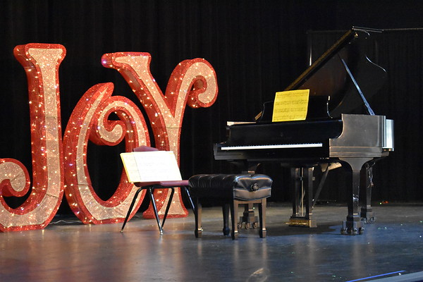 A Program of Piano Music by Dr. Gary Haynes