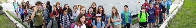 Sixth Grade Adventure Week 2018