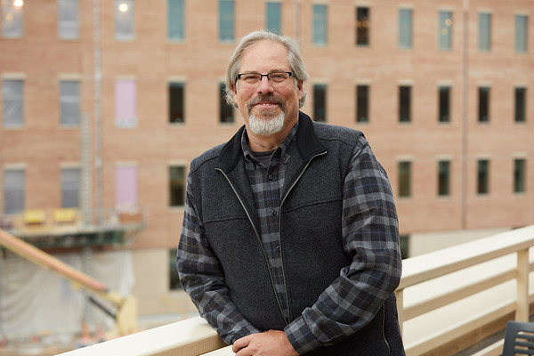 Mike McGinley; Donor; Foundation; Science; Activity; Reception; Socializing; Buildings; The Student Union U; College; College of Science and Health; Location; Inside; People; Professor; Alumni; Seasons Weather; November; Fall; UWL UW-L UW-La Crosse University of Wisconsin-La Crosse