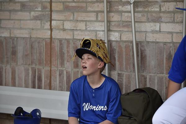 MS Baseball vs McKinney Christian