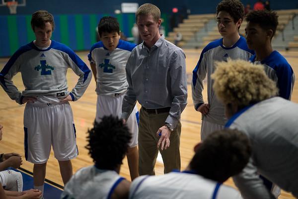 Varsity Boys Basketball vs Brighter Horizons 1.2.18