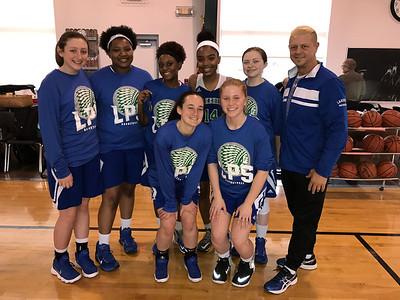 Varsity Girls Basketball Lakewood Presbyterian Tournament