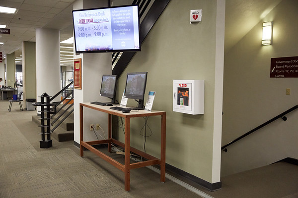 2018 UWL Library AED