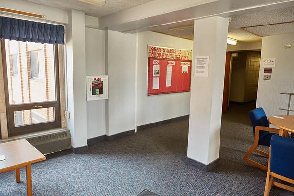 2018 UWL Coate Hall AED